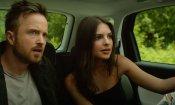 Welcome Home: Emily Ratajkowski, Aaron Paul e Riccardo Scamarcio nel bollente trailer italiano