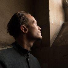 A Hidden Life: una scena del film con August Diehl