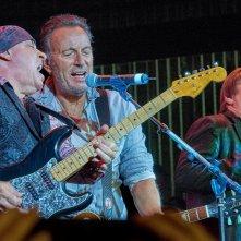 Asbury Park: Lotta, Redenzione, Rock and Roll, Bruce Springsteen in una scena del docu-film
