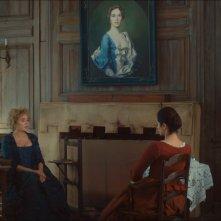 Portrait Of a Lady On Fire: una scena del film