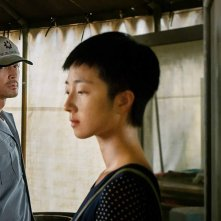 The Wild Goose Lake: Lun-Mei Kwei in una scena del film