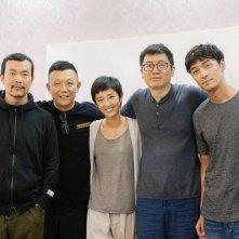 The Wild Goose Lake: Yi'nan Diao, Fan Liao, Lun-Mei Kwei, Ge Hu in una foto promozionale