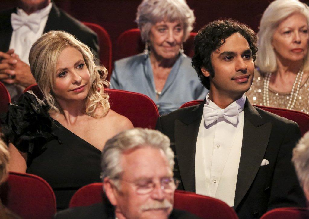 Big Bang Theory Sarah Michelle Gellar 2