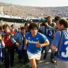 Diego Maradona: Maradona in un'immagine del documentario