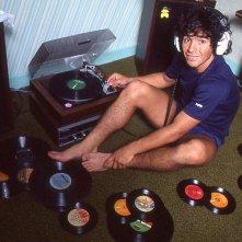 Diego Maradona: Diego Armando Maradona in una scena