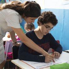 Le Jeune Ahmed: una scena con Idir Ben Addi