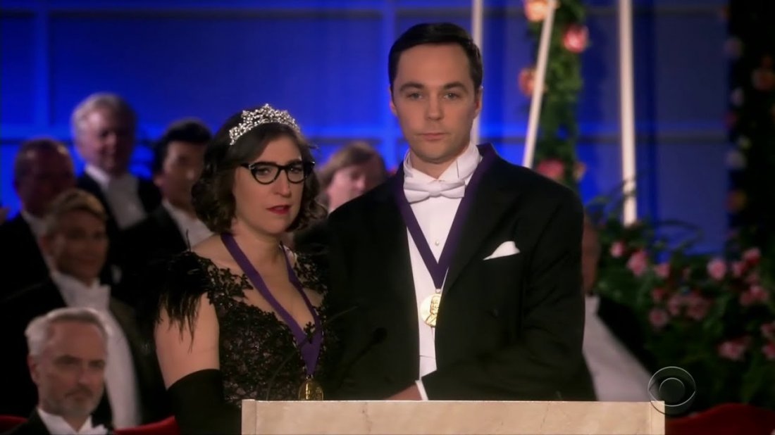 The Big Bang Theory Stagione 12 Episodio 24 Finale 3