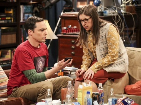 The Big Bang Theory Stagione 12 Episodio 24 Finale 9