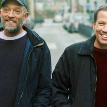 Hors Normes: Vincent Cassel in una scena del film