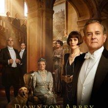 Downton Abbey: il poster del film