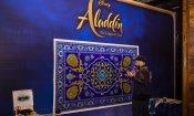 Aladdin: a Milano arriva il tappeto magico in street art!