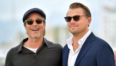 C Era Volta Hollywood Leonardo Dicaprio Brad Pitt Cannes 2019