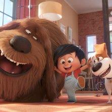 Pets 2 - Vita da Animali: un momento del film animato