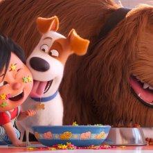 Pets 2 - Vita da Animali: Max in una scena del film