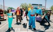 Aladdin: Will Smith porta in scena i numeri musicali nelle strade di Los Angeles
