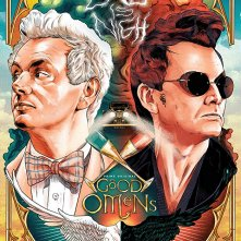Good Omens: un poster per la serie fantasy