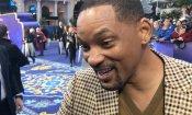 """Aladdin: Will Smith sul red carpet: """"Il Genio è uno stimolo a fare del bene"""""""