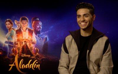 "Mena Messoud è Aladdin: ""Vorrei una ragazza tosta come Jasmine"""