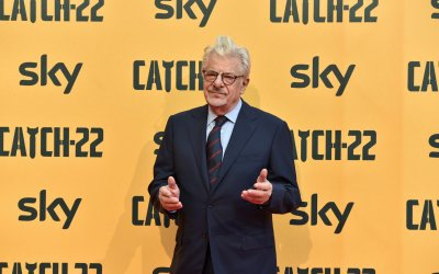"""Catch-22, Giancarlo Giannini: """"George Clooney ama l'Italia, con lui ci siamo divertiti"""""""