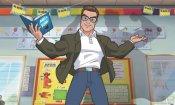 Stan Lee's Superhero Kindergarten, Arnold Schwarzenegger star della nuova serie animata