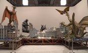 Godzilla 2 - King of The Monsters: visita ai Toho Studios di Tokyo