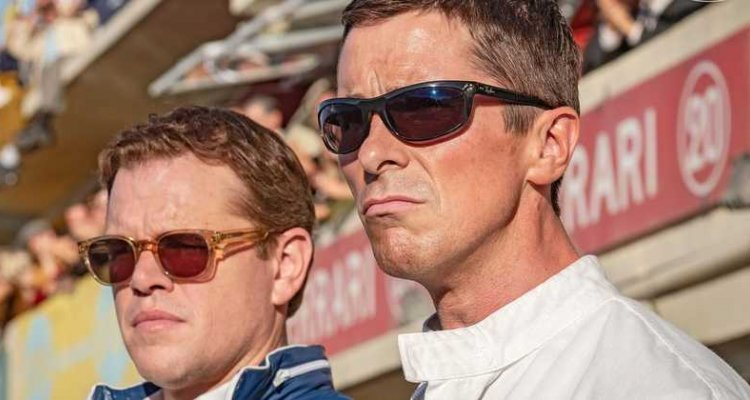Ford vs Ferrari, Christian Bale e Matt Damon nel trailer! - Movieplayer.it