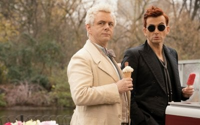 "Good Omens, parla David Tennant: ""Crowley pensa di essere veramente figo!"""