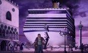 Venezia: l'incidente della nave MSC già previsto da Adriano Celentano in Adrian? video