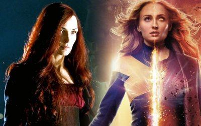 X-Men: Dark Phoenix: Sophie Turner e Famke Janssen, due Jean Grey a confronto