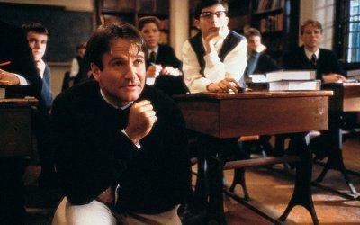 L'attimo fuggente: 30 anni fa, con Robin Williams, il cinema saliva in cattedra