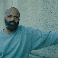 O.G. - Original Gangster:  Jeffrey Wright durante una scena del film