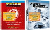 Spider-Man, Men in Black e Fast & Furious: in arrivo i boxset con un biglietto omaggio per il cinema