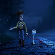 Toy Story 4: un'immagine del film