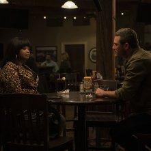 Ma: Octavia Spencer, Luke Evans in una scena del film