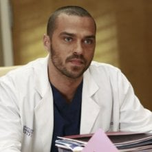 Grey's Anatomy: Jesse Williams in una scena