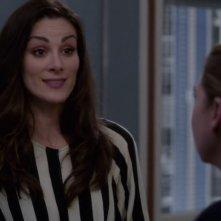 Grey's Anatomy: Stefania Spampinato durante una scena
