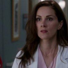 Grey's Anatomy: Stefania Spampinato in una scena