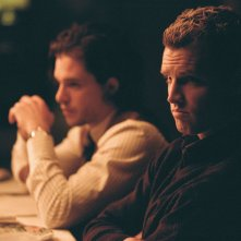 La mia vita con John F. Donovan: Jared Keeso e Kit Harington in  una scena del film