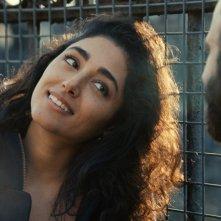 Due amici: un primo piano di Golshifteh Farahani