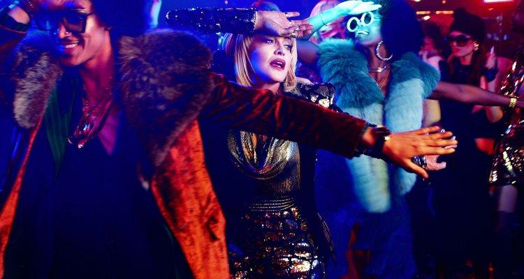 T-Shirt Madonna Maglietta Like A Virgin Parodia-Divertenti