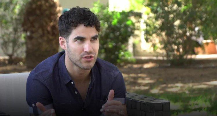 """Darren Criss: """"Glee? Una grande serie, ma io e Blaine siamo diversi"""""""