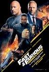Locandina di Fast & Furious - Hobbs & Shaw