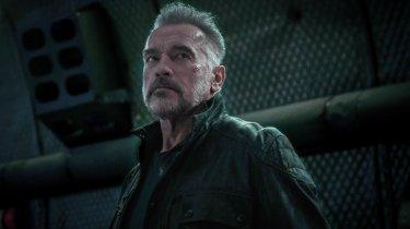 Terminator Dark Fate Arnold Schwarzenegger