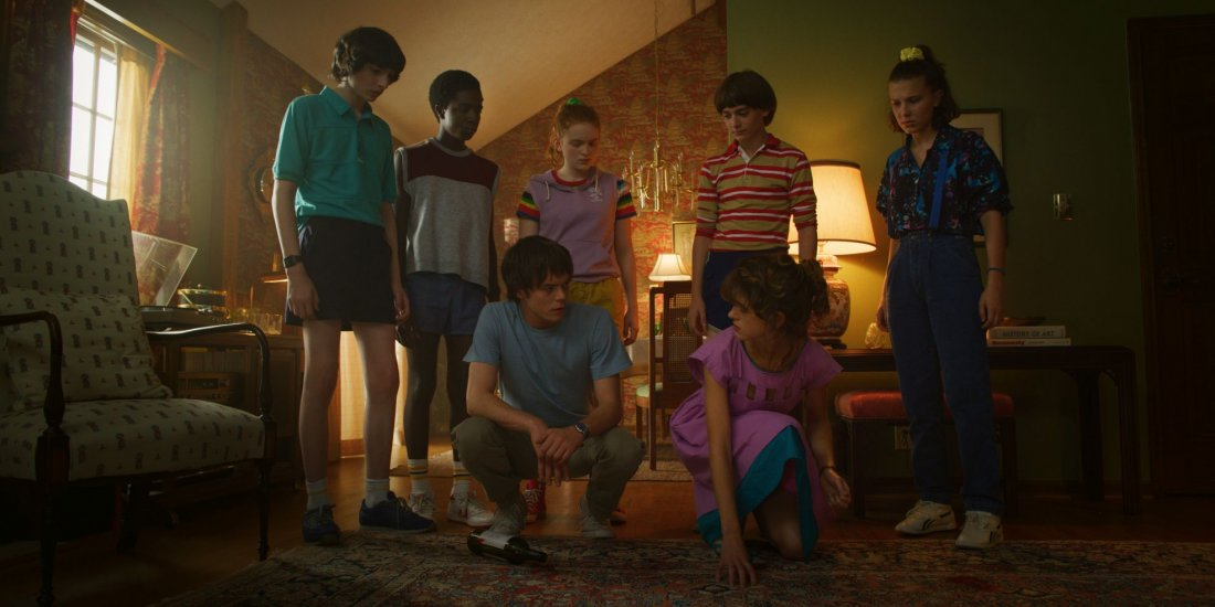 Stranger Things Stagione 3 22