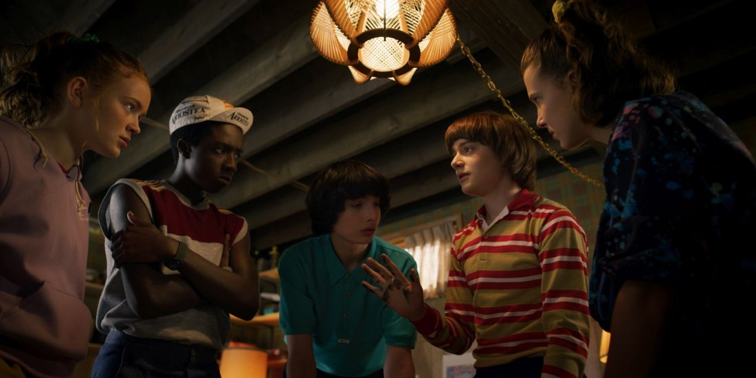 Stranger Things Stagione 3 4