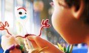 Toy Story 4, Disney ritira Forky: il giocattolo è un pericolo per i bambini
