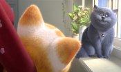 Birba Micio Combinaguai, una clip del film di animazione in esclusiva.