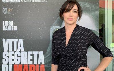 """Vita segreta di Maria Capasso, Luisa Ranieri: """"Un ruolo femminile fuori dagli schemi"""""""