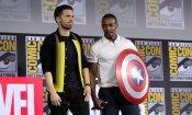Falcon & Winter Soldier, Hawkeye, Loki e What If...?, i dettagli sulle serie Marvel