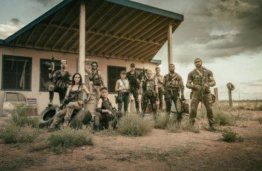 Army Of The Dead Prima Foto